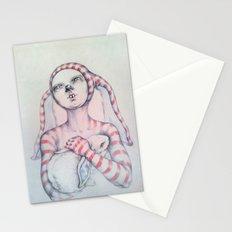 The Bunny rabbit Stationery Cards