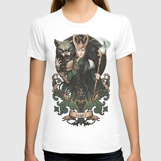 House of Loki: Sons of Mischief T-shirt
