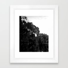 phenomenology Framed Art Print