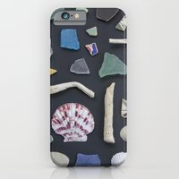 Ocean Study No. 1 iPhone 6 Slim Case