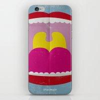 Love Of Lesbian. iPhone & iPod Skin