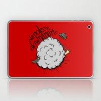 Napoleon Blownaparte Laptop & iPad Skin