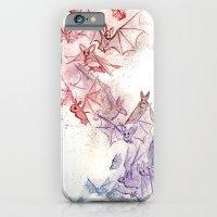 Flight of Bats iPhone 6 Slim Case