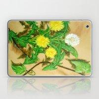 Dandelion And Ivy Laptop & iPad Skin