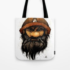 Warrior (Color Version) Tote Bag