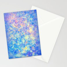 Watercolor Paisley Stationery Cards