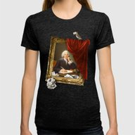 T-shirt featuring The Scribe's Secret Cham… by Diogo Verissimo