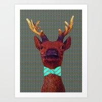 Dolph Art Print