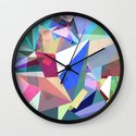 Colorflash 8 Wall Clock