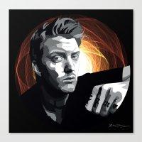 Josh Homme Canvas Print