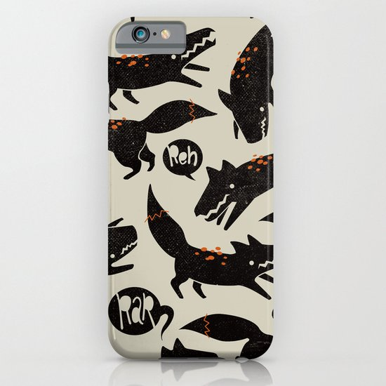 werewolfs iPhone & iPod Case