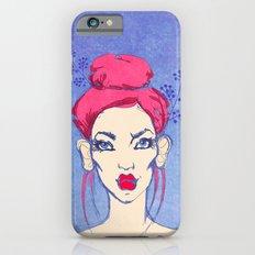 Selfie girl_3 iPhone 6s Slim Case