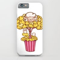 iPhone & iPod Case featuring Popcorn Tree by Eunice Ng