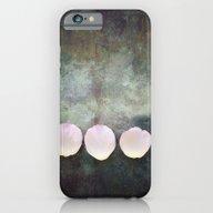 Three Rose Petals iPhone 6 Slim Case