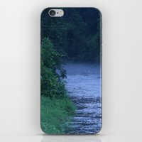 Into the Mist iPhone & iPod Skin