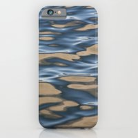 iPhone & iPod Case featuring Ocean Abstract by Shy Photog