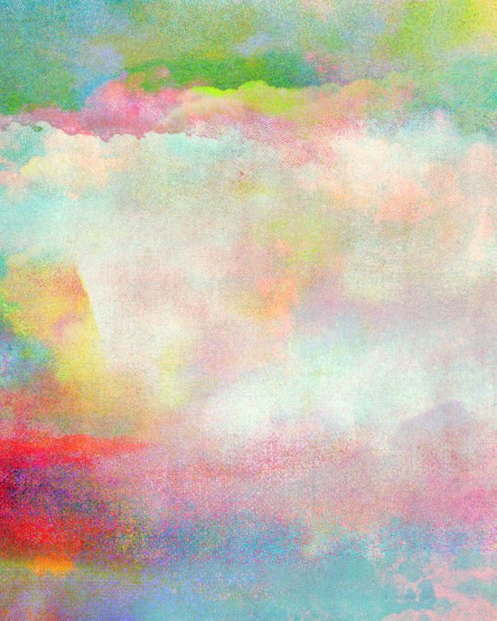 Untitled 20120222n (Cloudscape) Art Print