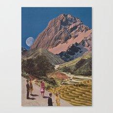 Sightseers Canvas Print