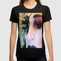 Gender Womens Fitted Tee Tri-Black SMALL
