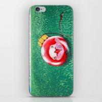 New Year Ball iPhone & iPod Skin