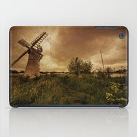 Thurne Wind Pump iPad Case