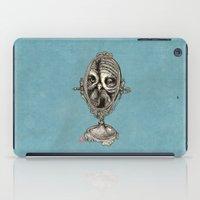 Owl Mirror iPad Case