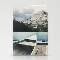 Canoeing the Wilds Stationery Cards