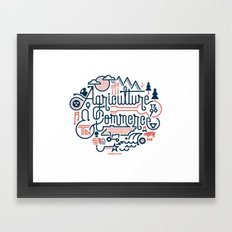 Tennessee Framed Art Print