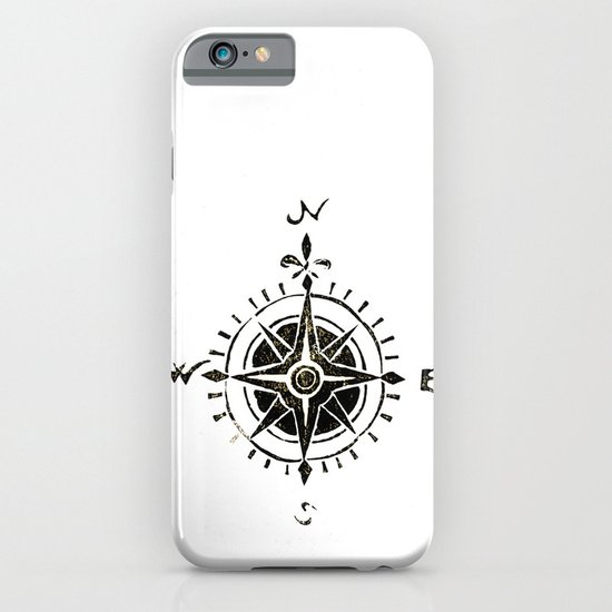 Compass - by Genu iPhone & iPod Case