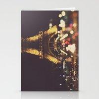 La Ville-Lumière Stationery Cards