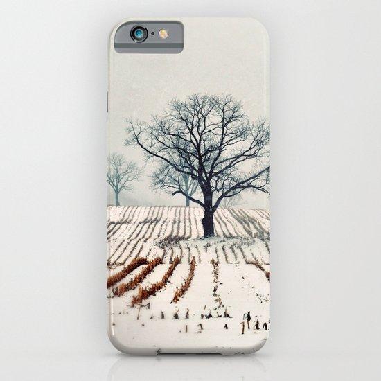 Winter Farm iPhone & iPod Case