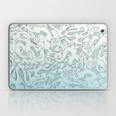 Entangled Clouds Laptop & iPad Skin