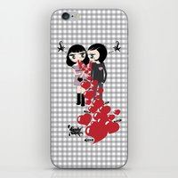 Lady & Lord Valentine's iPhone & iPod Skin