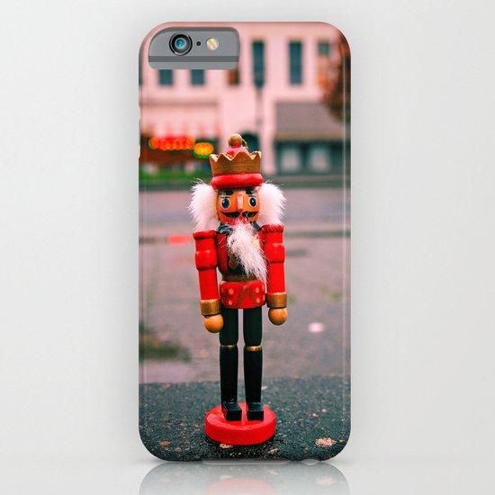 Sidewalk nutcracker iPhone & iPod Case
