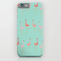 MARCH OF THE FLAMINGOS Slim Case iPhone 6s