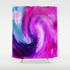 Pretty Shower Curtain