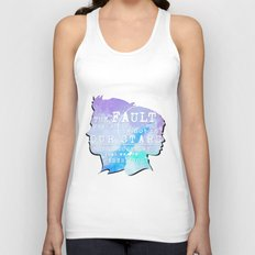 The fault in our stars Unisex Tank Top