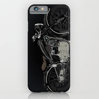 iPhone & iPod Case featuring 1937 Black by CranioDsgn