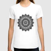 mandala T-shirts featuring mandala by haroulita