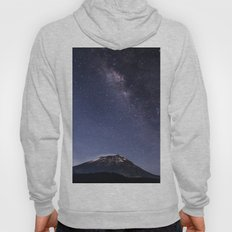MILKY WAY on Popocatepetl Hoody