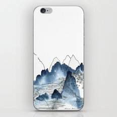 Love of Mountains iPhone & iPod Skin
