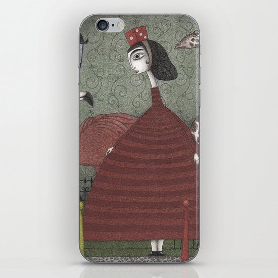 Sunday Excursion to the Zoo iPhone & iPod Skin