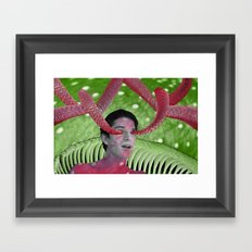 Crustacean Framed Art Print