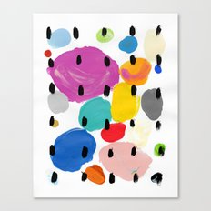 Bernard Pattern Canvas Print