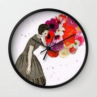 solea Wall Clock