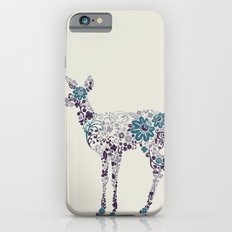 Flower Deer Slim Case iPhone 6s