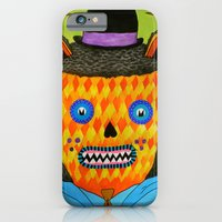 iPhone & iPod Case featuring Self Portrait #2 by Frenemy