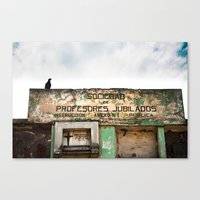 Rest In Peace#2 Canvas Print