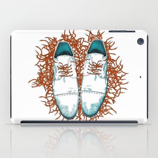 Shoes the last version  iPad Case