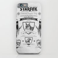 Star Fox Vintage Poster Geek Line Artly iPhone 6 Slim Case